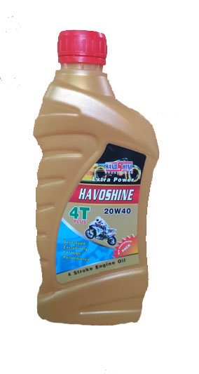 4T Plus Engine Oil